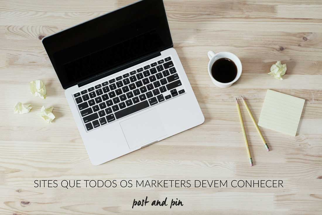 Sites essenciais para Bloggers e Marketers