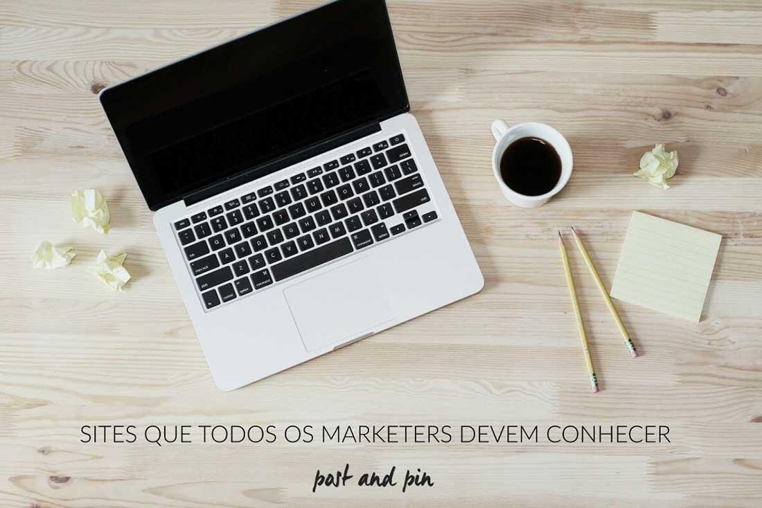 Sites essenciais para Bloggers e Marketers
