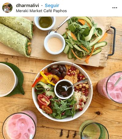 O que publicar no Instagram quando não sabes o que partilhar: brunch